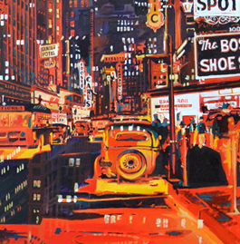 George H. Rothacker - NY 30 - New York Boogie Woogie