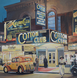 George H. Rothacker - NY 30 - The Cotton Club